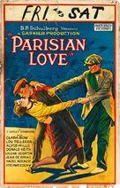 Parisian Love - Movie Poster (xs thumbnail)