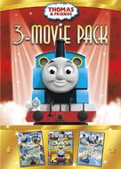 Thomas & Friends: Blue Mountain Mystery - DVD cover (xs thumbnail)