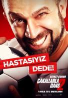 Çakallarla Dans 2: Hastasiyiz Dede - Turkish Movie Poster (xs thumbnail)