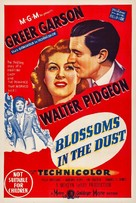 Blossoms in the Dust - Australian Movie Poster (xs thumbnail)
