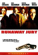 Runaway Jury - DVD cover (xs thumbnail)