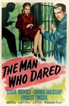 The Man Who Dared - Movie Poster (xs thumbnail)