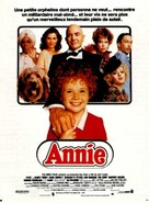 Annie - French Movie Poster (xs thumbnail)