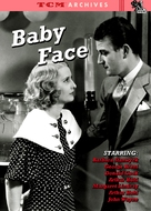 Baby Face - DVD cover (xs thumbnail)