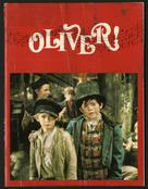 Oliver! - DVD cover (xs thumbnail)