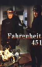 Fahrenheit 451 - German Movie Cover (xs thumbnail)