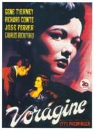 Whirlpool - Spanish Movie Poster (xs thumbnail)