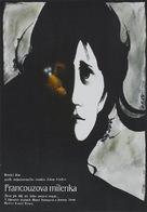 The French Lieutenant's Woman - Czech Movie Poster (xs thumbnail)