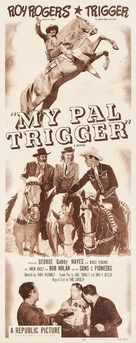 My Pal Trigger - Re-release movie poster (xs thumbnail)