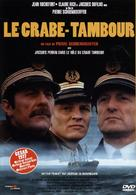 Le crabe-Tambour - French DVD cover (xs thumbnail)