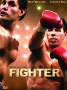The Fighter - DVD cover (xs thumbnail)
