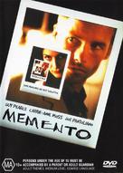 Memento - Australian Movie Cover (xs thumbnail)