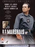 US Marshals - British Movie Cover (xs thumbnail)