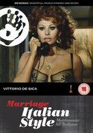 Matrimonio all'italiana - British DVD movie cover (xs thumbnail)