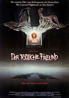 Deadly Friend - German Movie Poster (xs thumbnail)