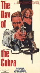 Il giorno del Cobra - VHS cover (xs thumbnail)