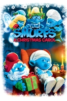 The Smurfs: A Christmas Carol - DVD cover (xs thumbnail)