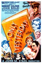 Only Yesterday - Movie Poster (xs thumbnail)