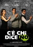 C'è chi dice no - Italian Never printed poster (xs thumbnail)