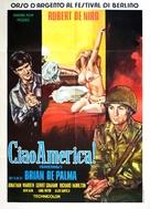 Greetings - Italian Movie Poster (xs thumbnail)