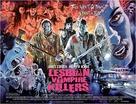 Lesbian Vampire Killers - British Movie Poster (xs thumbnail)