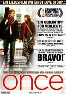 Once - Swiss Movie Poster (xs thumbnail)