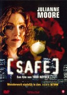 Safe - Dutch Movie Cover (xs thumbnail)