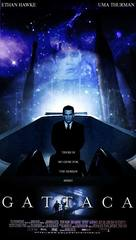Gattaca - German Movie Poster (xs thumbnail)