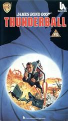 Thunderball - British Movie Cover (xs thumbnail)