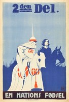 The Birth of a Nation - Danish Movie Poster (xs thumbnail)