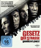 Brooklyn's Finest - German Blu-Ray movie cover (xs thumbnail)