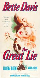 The Great Lie - Movie Poster (xs thumbnail)