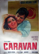 Caravan - Indian Movie Poster (xs thumbnail)