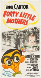 Forty Little Mothers - Movie Poster (xs thumbnail)