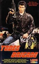Brigade des moeurs - German VHS cover (xs thumbnail)