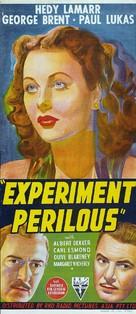 Experiment Perilous - Australian Movie Poster (xs thumbnail)
