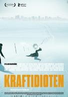 Kraftidioten - Norwegian Movie Poster (xs thumbnail)
