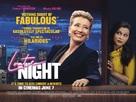 Late Night - British Movie Poster (xs thumbnail)