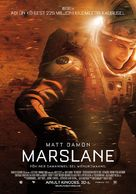 The Martian - Estonian Movie Poster (xs thumbnail)