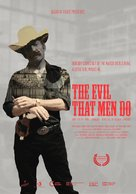 The Evil That Men Do - Spanish Movie Poster (xs thumbnail)