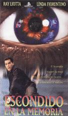 Unforgettable - Chilean VHS movie cover (xs thumbnail)