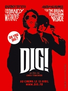 Dig! - French Movie Poster (xs thumbnail)