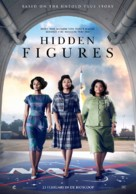 Hidden Figures - Dutch Movie Poster (xs thumbnail)