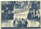 In Old Chicago - Spanish Movie Poster (xs thumbnail)