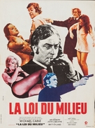 Get Carter - French Movie Poster (xs thumbnail)