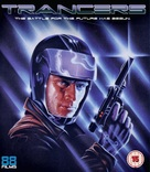 Trancers - British Blu-Ray cover (xs thumbnail)
