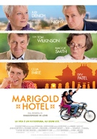 The Best Exotic Marigold Hotel - Italian Movie Poster (xs thumbnail)