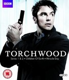 """Torchwood"" - British Blu-Ray cover (xs thumbnail)"