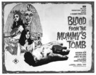 Blood from the Mummy's Tomb - Australian Movie Poster (xs thumbnail)