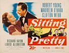 Sitting Pretty - Movie Poster (xs thumbnail)